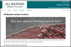allweathergardenfurniture.co.uk